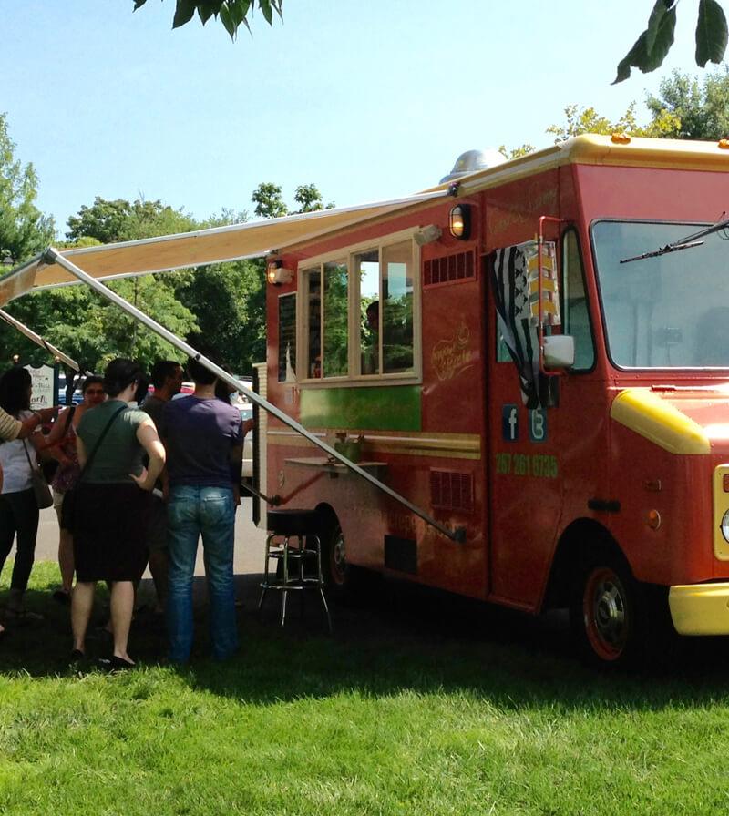 Food Truck  Customers