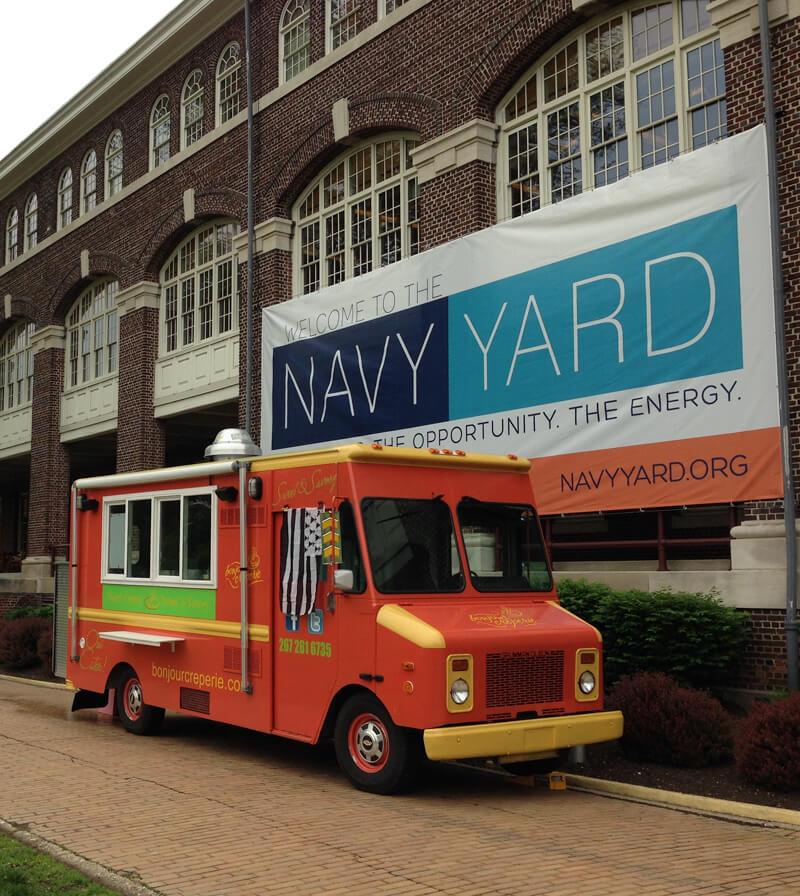 Food Truck Navy Yard